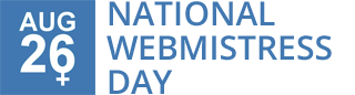 National Webmistress Day